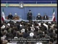 [English Sub] Birthday/Milad of Prophet Muhammad s.a.w - Leader congratulates Islamic Ummah - Farsi sub English