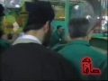 Imam Raza (a.s) change of Zari by Ayatullah Khamenei (h.a) Part 2