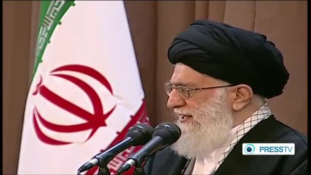 [20 Mar 2014] Ayatollah Khamenei addressing crowd in holy city of Mashhad (P. 3) - English
