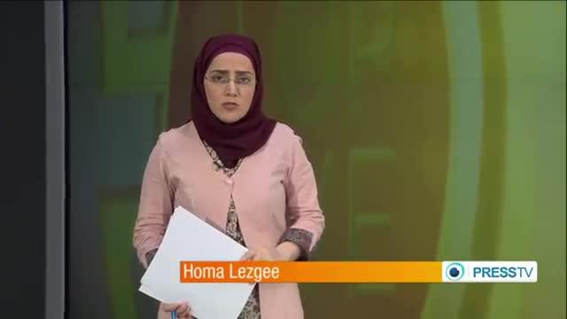 [20 Mar 2014] Ayatollah Khamenei slams US plot to judaize Palestine - English