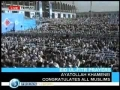 Leader Khamenei leading Eid prayer-Part 1 - English