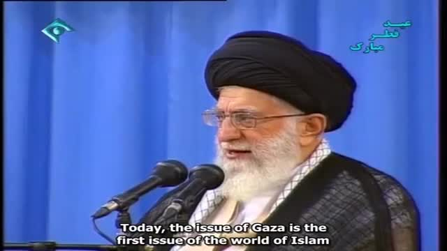 All people / nations particularly officials should help people of Gaza Ayt Khamenei [EnglishSub]