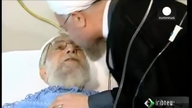 [Current Affairs] Iran supreme leader Ayatollah Ali Khamenei has successful surgery 2014 - English