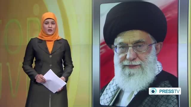[03 Oct 2014] Iran's leader: Zionist regime closer to implosion annihilation - Englsh