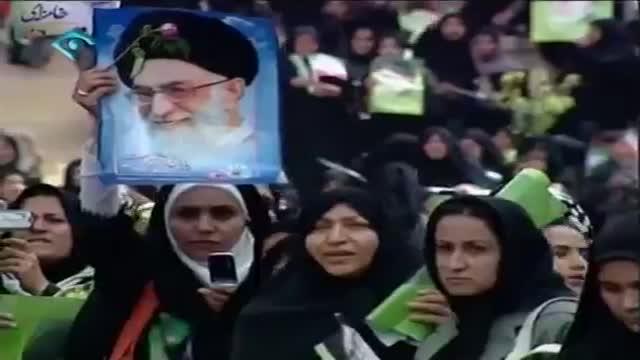 Ayatollah Khamenei: West humiliated women; shattered them - Farsi Sub English
