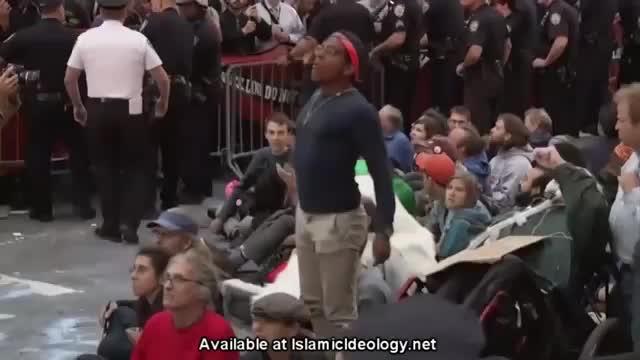 رسالة من آية الله خامنئي إلى الشباب في أوروبا وأمريكا - Arabic