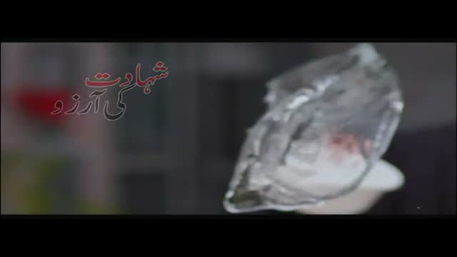 رہبر معظم کی دلگیر آواز میں روح پرور شعر| شہادت کی آرزو Farsi Sub Urdu