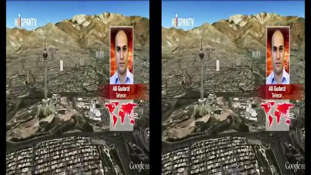 [4 June 2015] Iraníes renuevan compromiso con ideales de Imam Jomeini - Spanish
