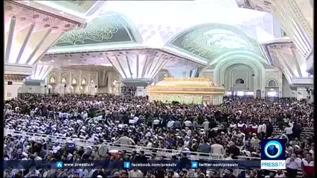 Leader speech on 26th passing anniv. of Imam Khomeini - 4 June 2015 - English