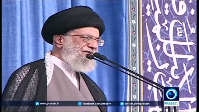 [18 July 2015] Eid ul Fitr Sermon - Supreme Leader Sayed Ali Khamenei - [English]