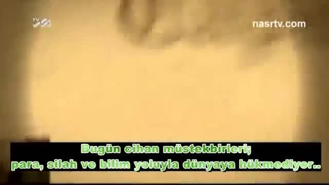 Rehber İmam Ali Hamanei - Sizin İslâm\\\\\\\'ınız var - Farsi Sub Turkish