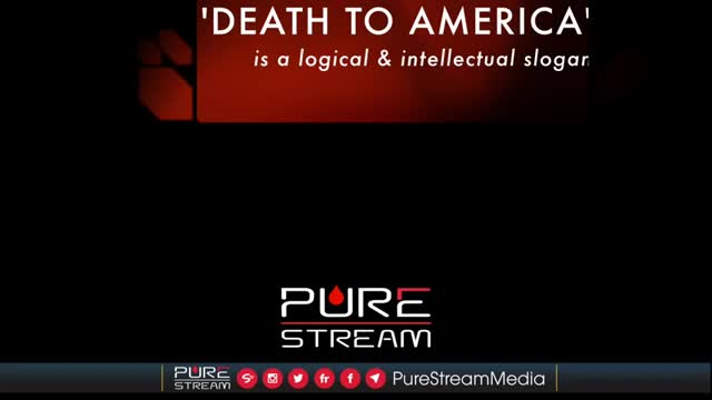\\\'Death to America\\\' is a logical & intellectual slogan - Farsi sub English