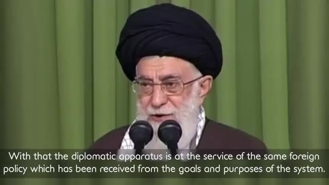 IR Foreign Policy Principles remain unaltered - Farsi sub English