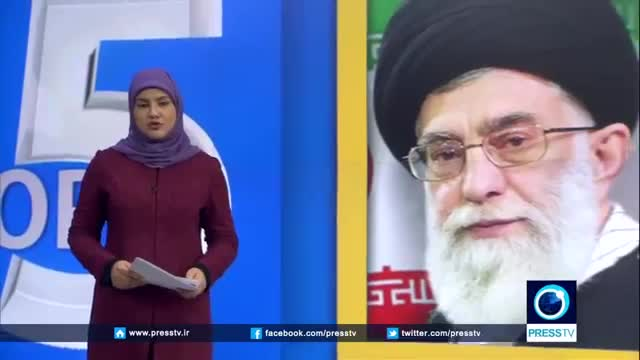 [21st March 2016] US wants to restore its hold on Iran: Ayatollah Khamenei | Press TV English