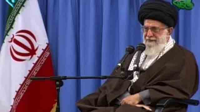 [30th March 2016]  بیانات رهبر انقلاب در دیدار مداحان اهلبیتؑ  | Farsi